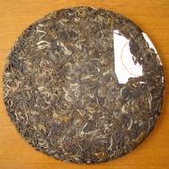 2006 Nan Nuo Mountain Certified Organic Pu-erh Tea from Yunnan Sourcing