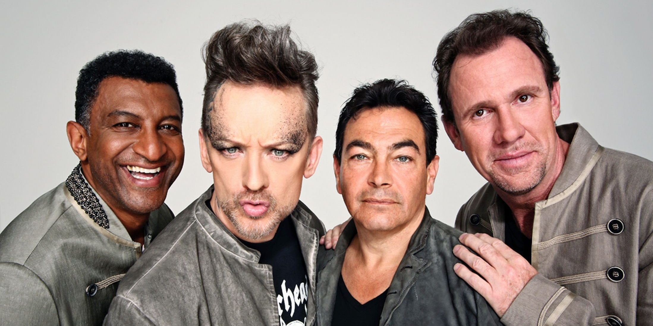 Culture Club are coming to Singapore