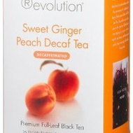 Sweet Ginger Peach Decaf from Revolution Tea