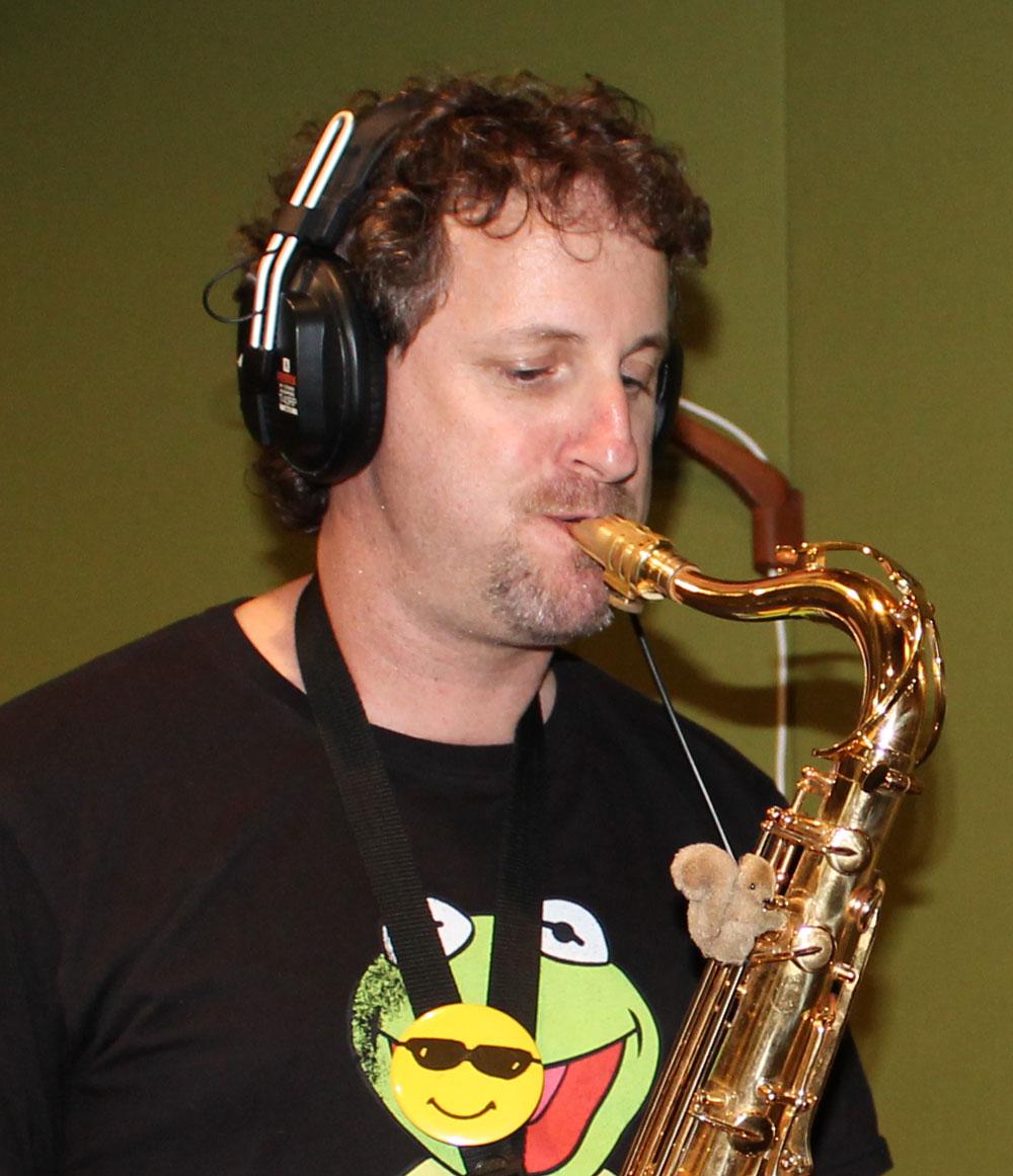 Matthew Saxophone Lessons