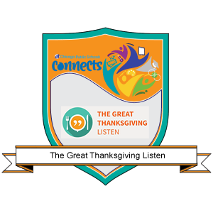 StoryCorps Great Thanksgiving Listen: Students