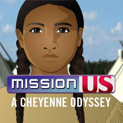 MISSION US: A CHEYENNE ODYSSEY