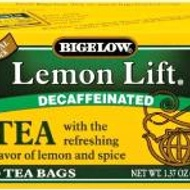 Lemon Lift Tea Decaffinated from Bigelow
