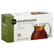 Decaf Family Sized Tea Bags from Publix