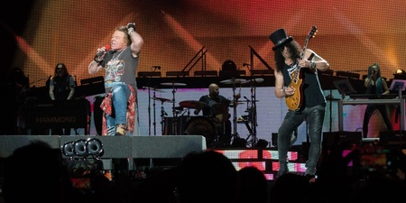 Are Guns N' Roses coming to Manila?
