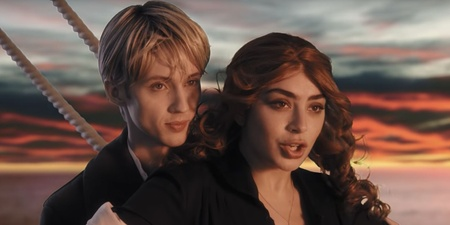 Charli XCX and Troye Sivan bring back the '90s in music video for '1999' – watch