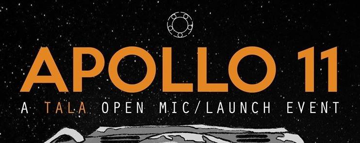 Apollo 11: A Mental Health Open Mic Night/ Launch Event