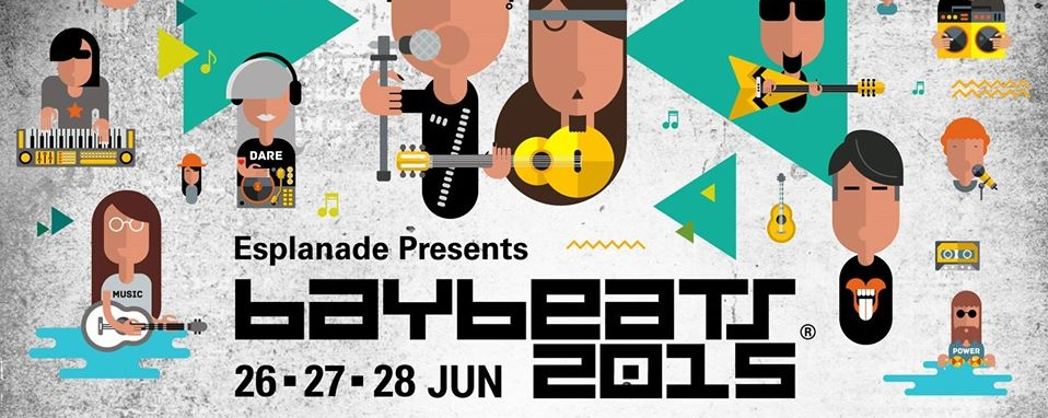 Baybeats Festival 2015 (Arena)