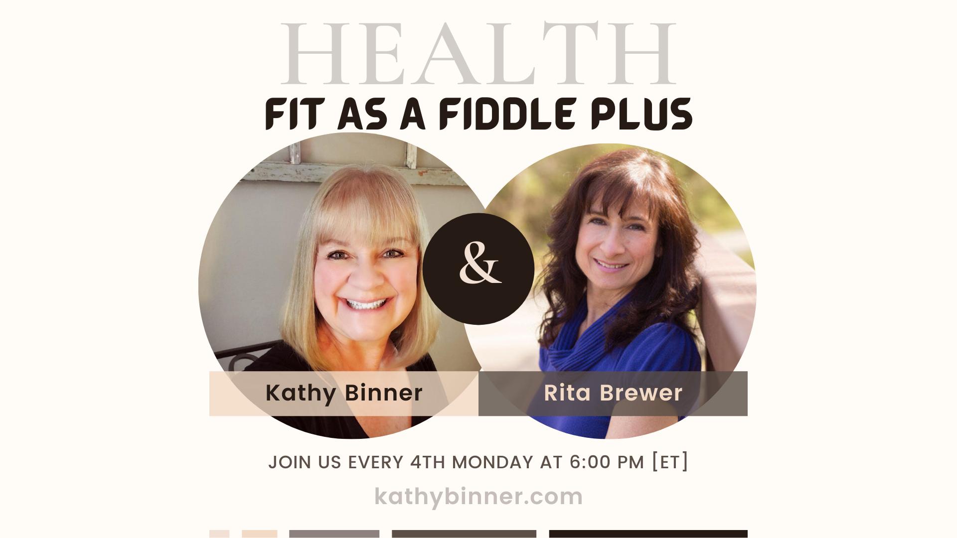 Kathy Binner   Rita Brewer