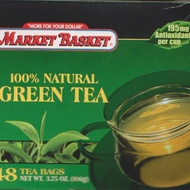 100% Natural Green tea from Demoulas Super Markets Inc.
