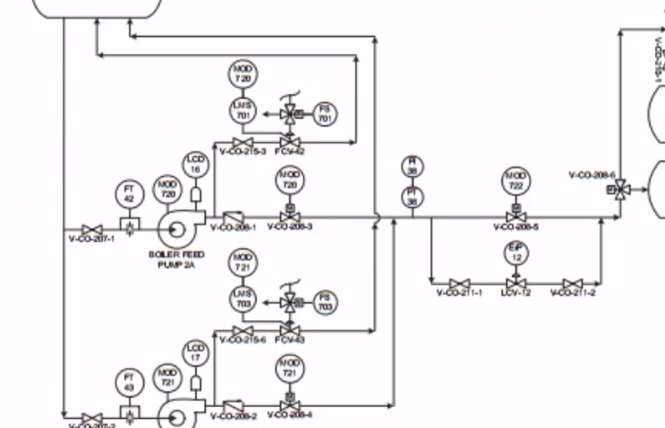 Learn To Read Industrial Piping And Instrumentation