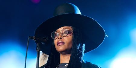 Erykah Badu has been added to Clockenflap 2018's lineup