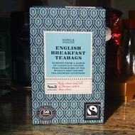 Fairtrade English Breakfast teabags from Marks & Spencer Tea