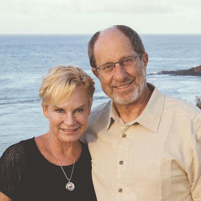 Heidi and Roland Baker