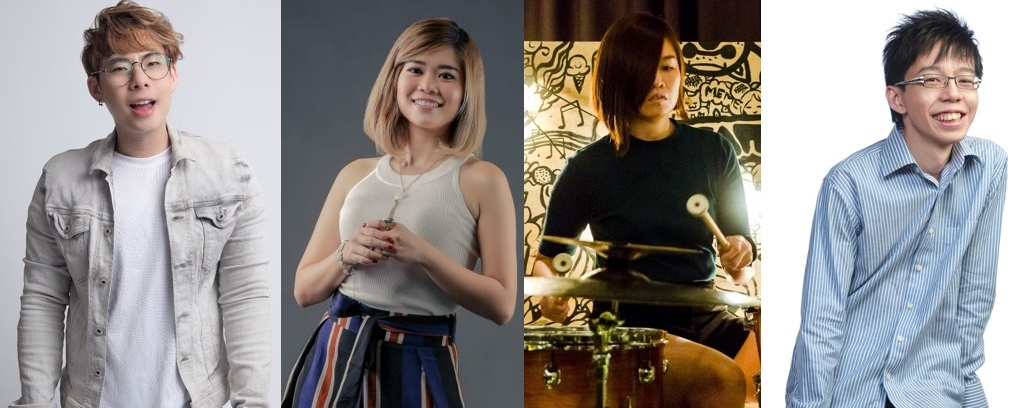 Esplanade Presents: Red Dot August - Five Stars Arising by Sugar, Spice and Everything Nice