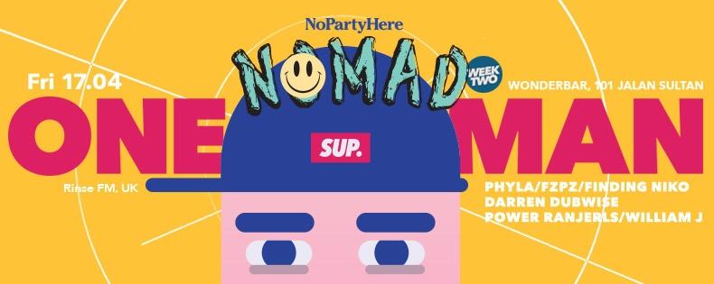 NoPartyHere Nomad Series: Week II