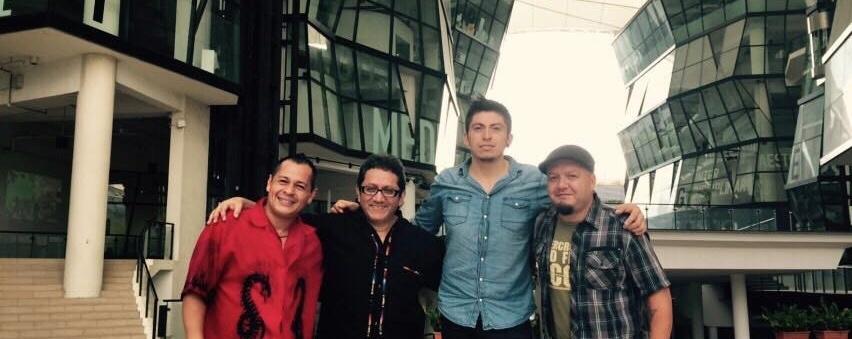 Héctor Infanzon quartet. Latin jazz.