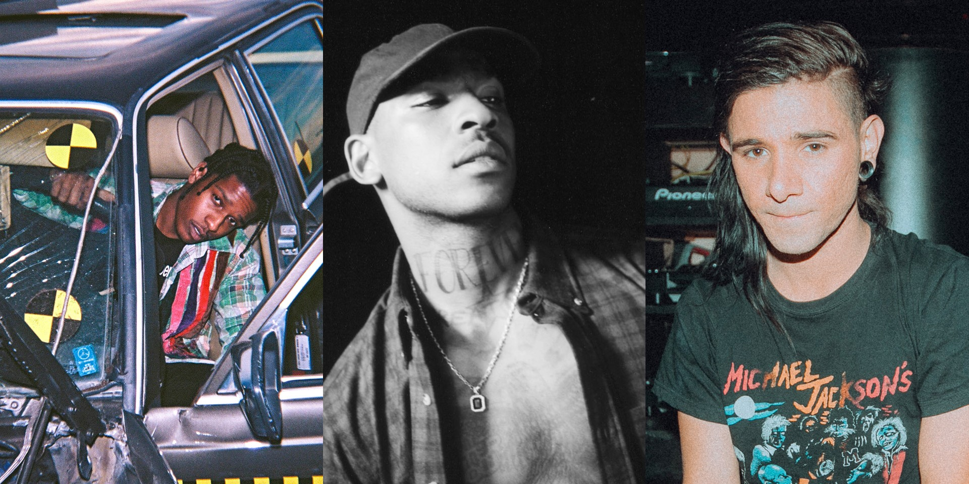 A$AP Rocky, Brockhampton, Skepta, Skrillex and more confirmed for Australia's Listen Out festival