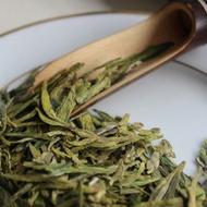 Mrs. Li's Early Spring Shi Feng Dragonwell Green Tea from Verdant Tea