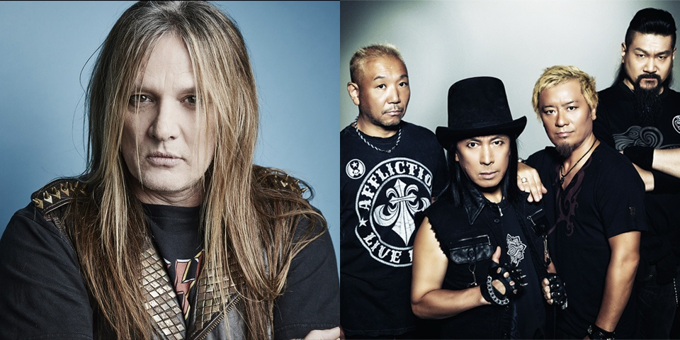 Loudness to join Sebastian Bach in Singapore show
