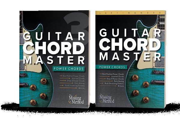Guitar Chord Master 3: Power Chords