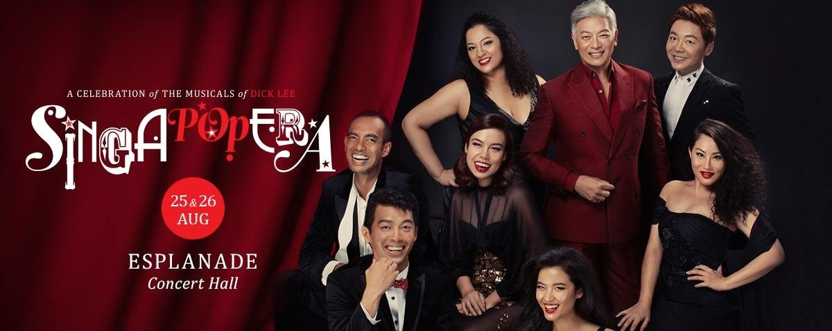 SINGAPOPERA: A Celebration of The Musicals of Dick Lee