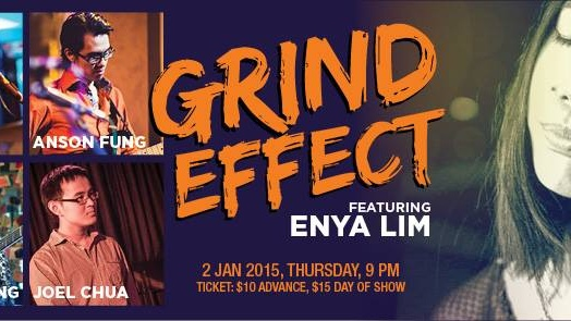 THE GRIND EFFECT with ENYA LIM
