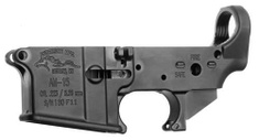 Anderson Anderson Manufacturing Stripped Lower Receiver