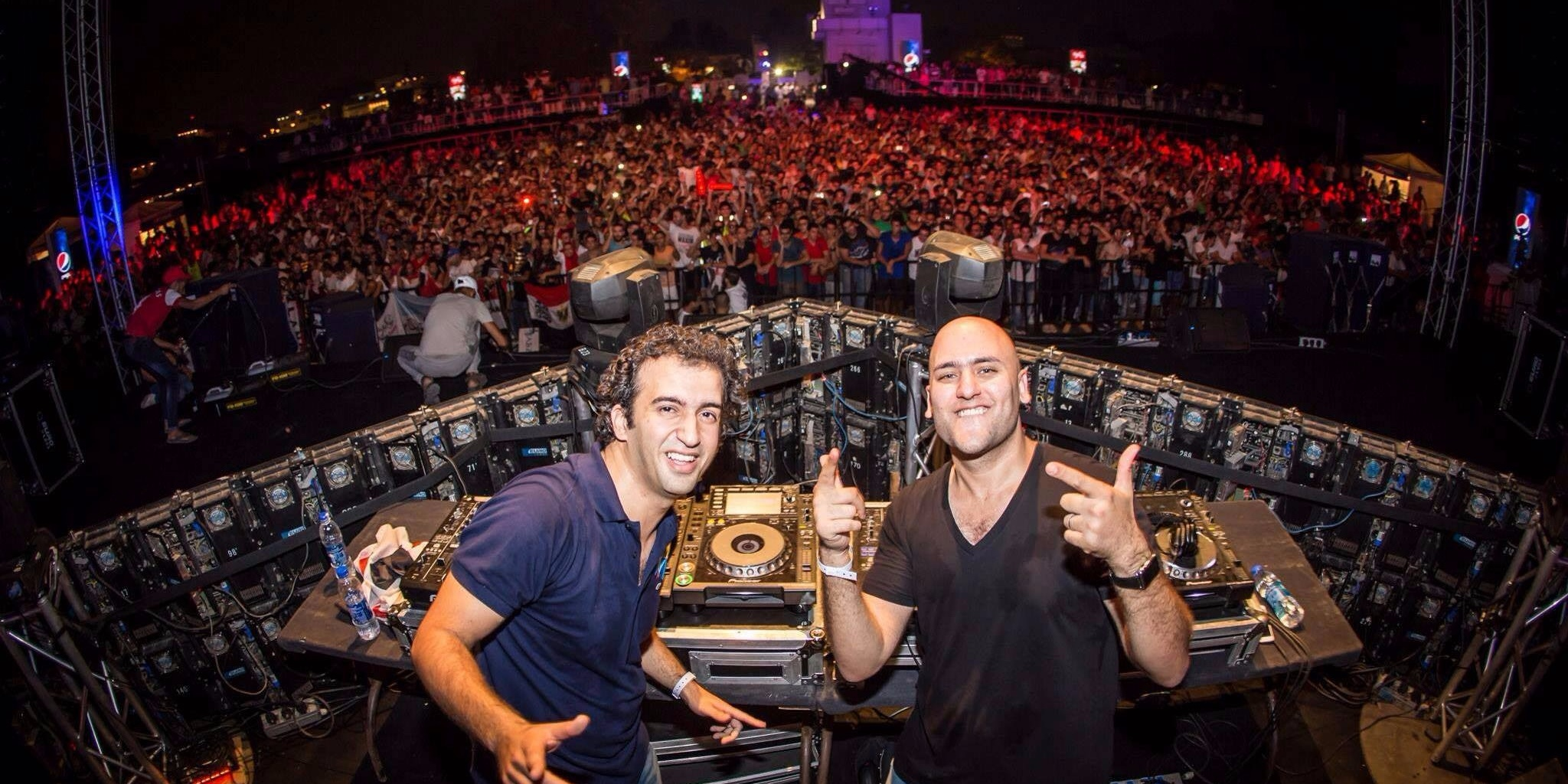 Trance DJs Aly & Fila are returning to Singapore this December