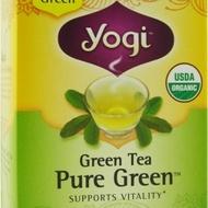 Pure Green from Yogi Tea