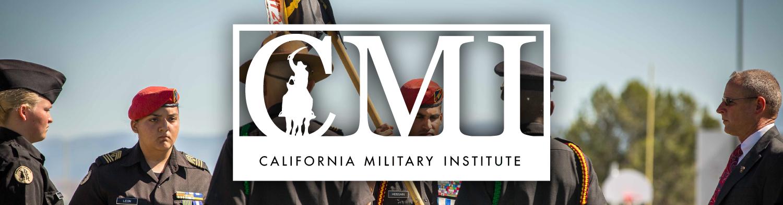 CMI Logo over Image