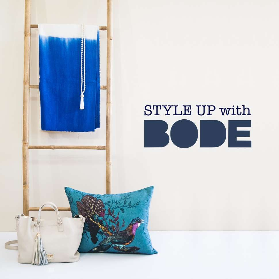 Style Up with Bode cover image | Singapore | Travelshopa