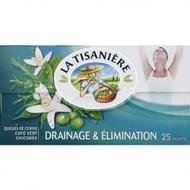 Infusion Drainage et Élimination from La Tisaniere