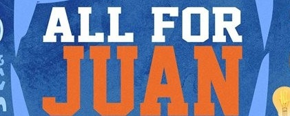 All for Juan! | A Fundraising Event