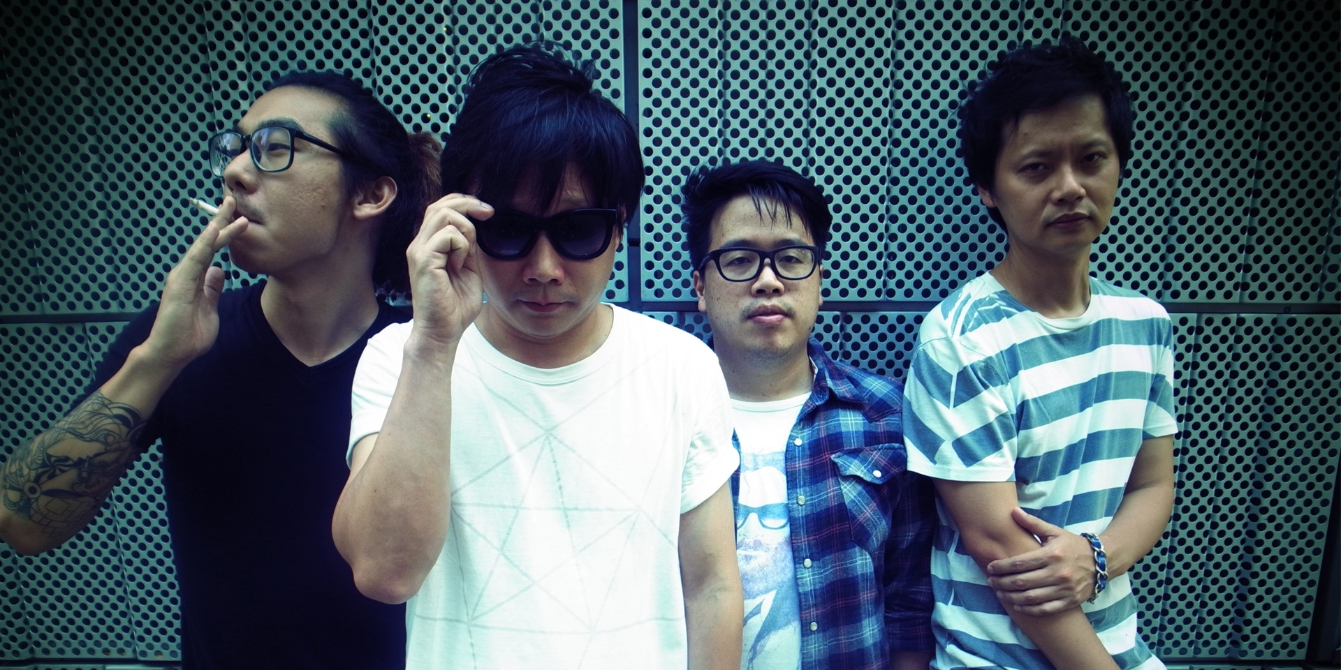 Local power pop band Shelves returns with new EP after six years away – listen