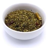 Cranberry Margarita Yerba Mate from A Quarter to Tea