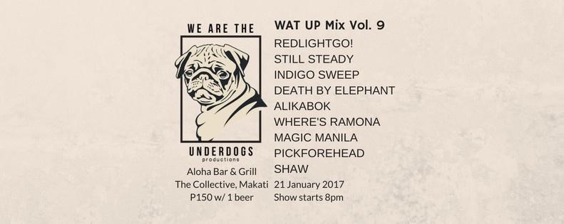 WAT UP Mix Vol. 9