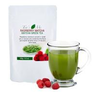 Raspberry Matcha from Tea's Me