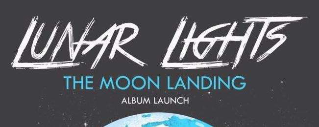 Lunar Lights - The Moon Landing Album Launch