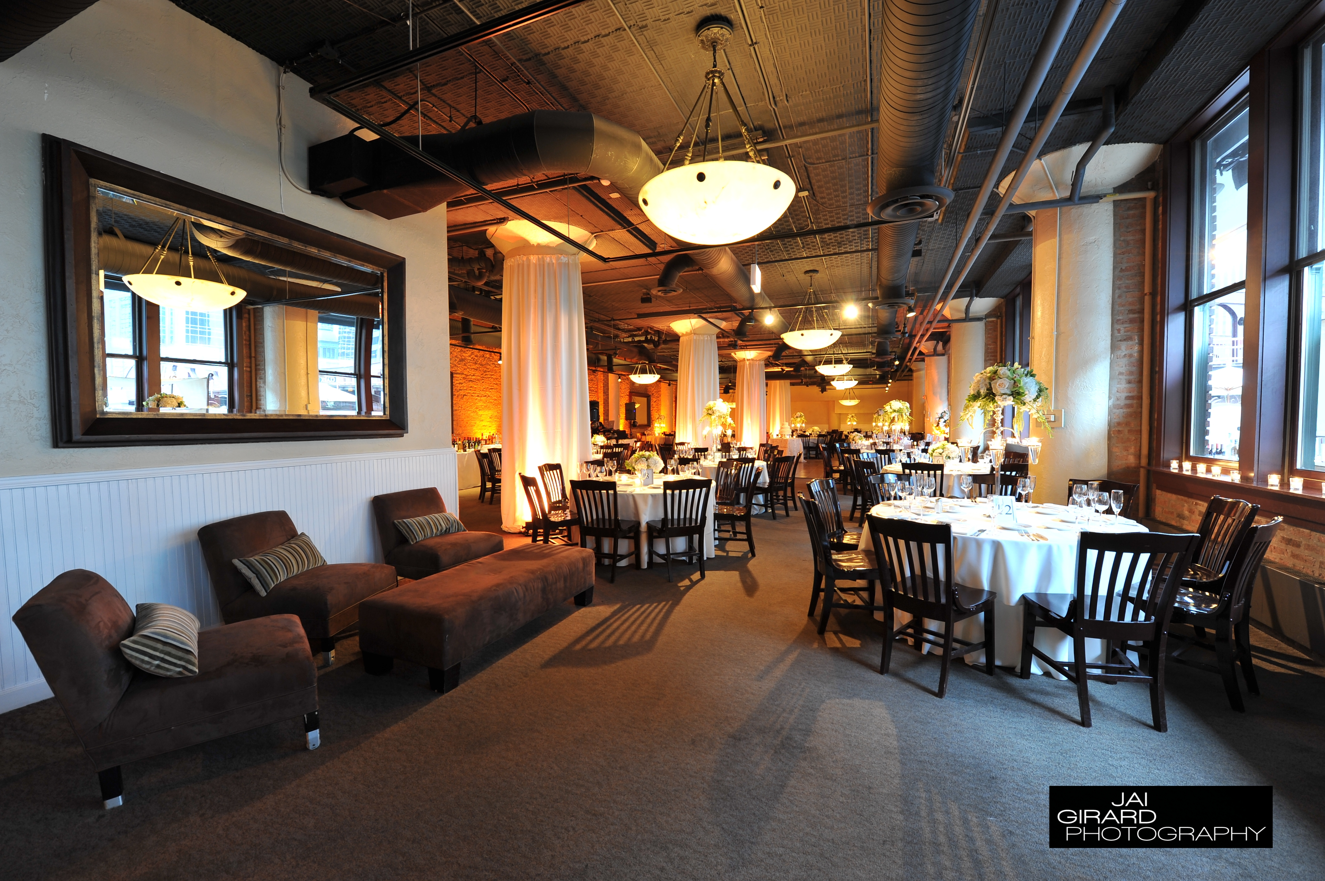 Murdoch Room Private Dining Venue For Rent In Chicago