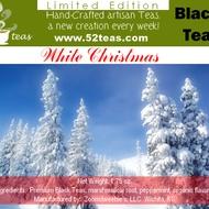 White Christmas from 52teas