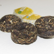 PUER CHRYSANTEMUM MINI TUOCHA RAW from Tea Soul