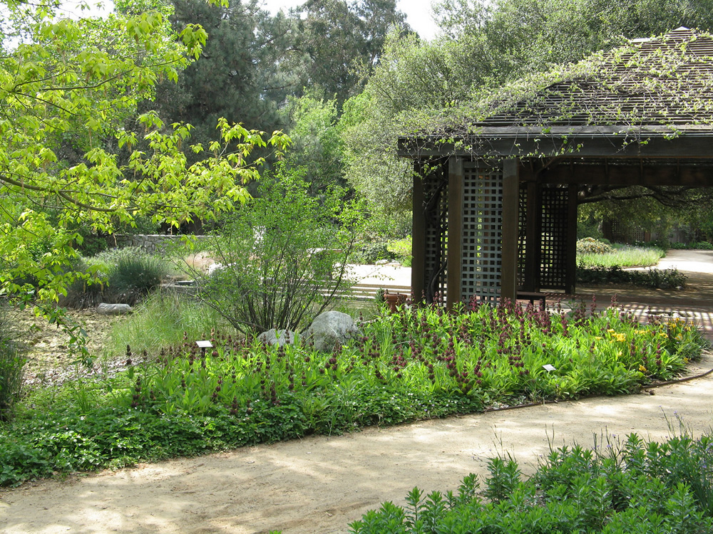 Garden Venue For Rent In Claremont