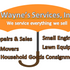 Wayne's Services, Inc. | Overton TX Movers