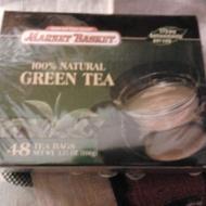 green tea (made for) Market Basket from Demoulas Super Markets Inc.