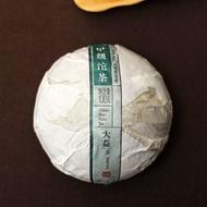 2014 Menghai Dayi Jia Ji  Raw from Menghai Tea Factory