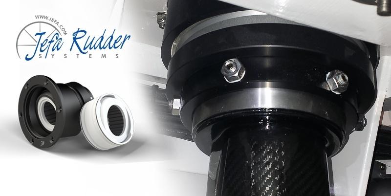 Jefa Roller Rudder Bearings