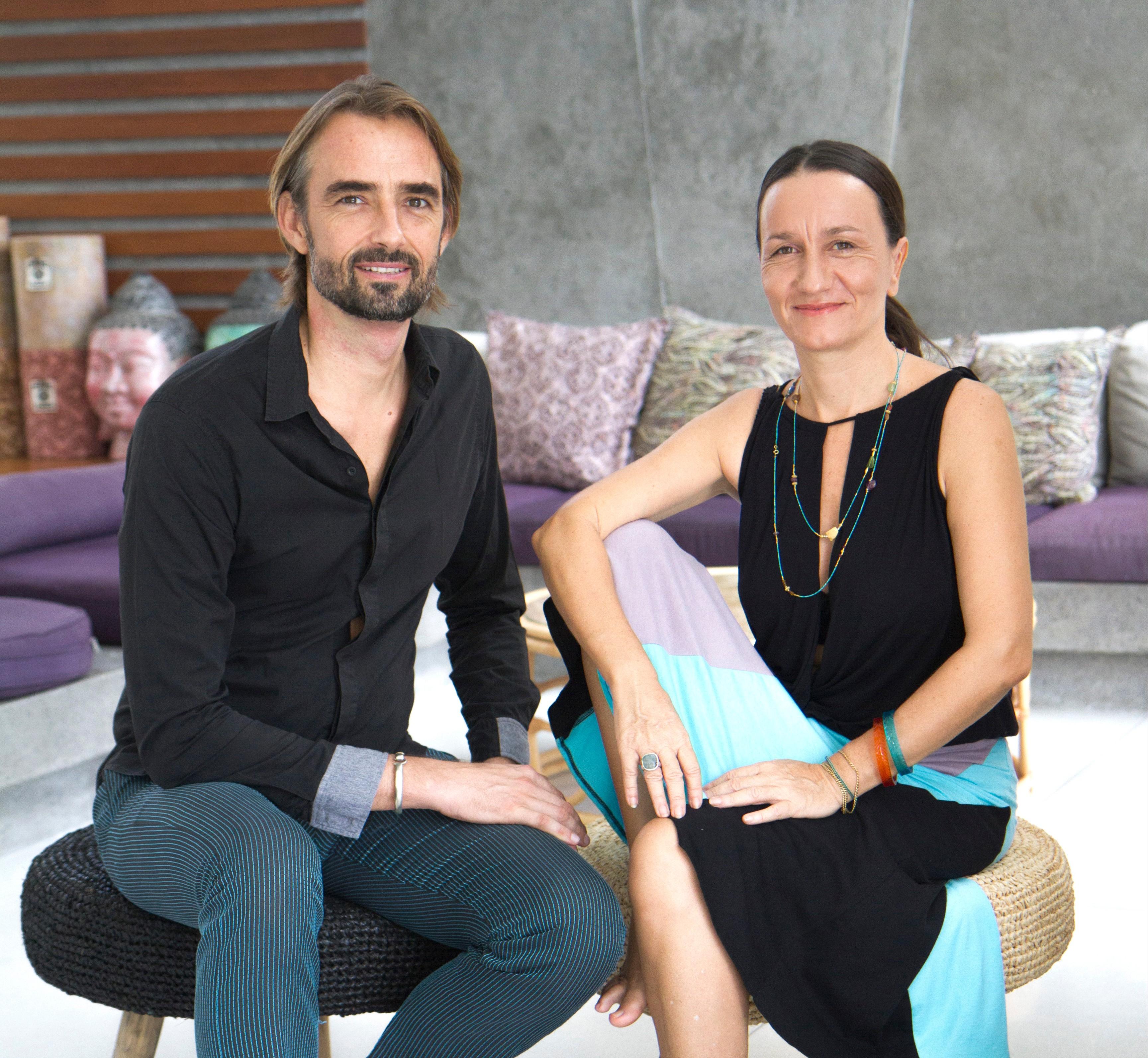 Sophie Parienti & JC Gabler