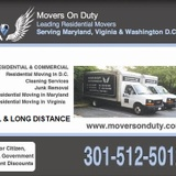 Movers On Duty image