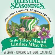 Linden Mint Tea from Celestial Seasonings